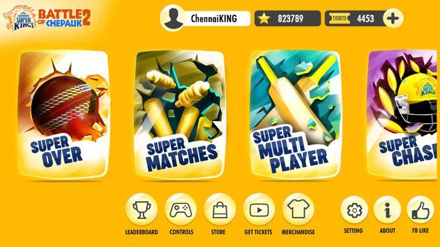 Chennai Super Kings Battle Of Chepauk 2 截圖 7