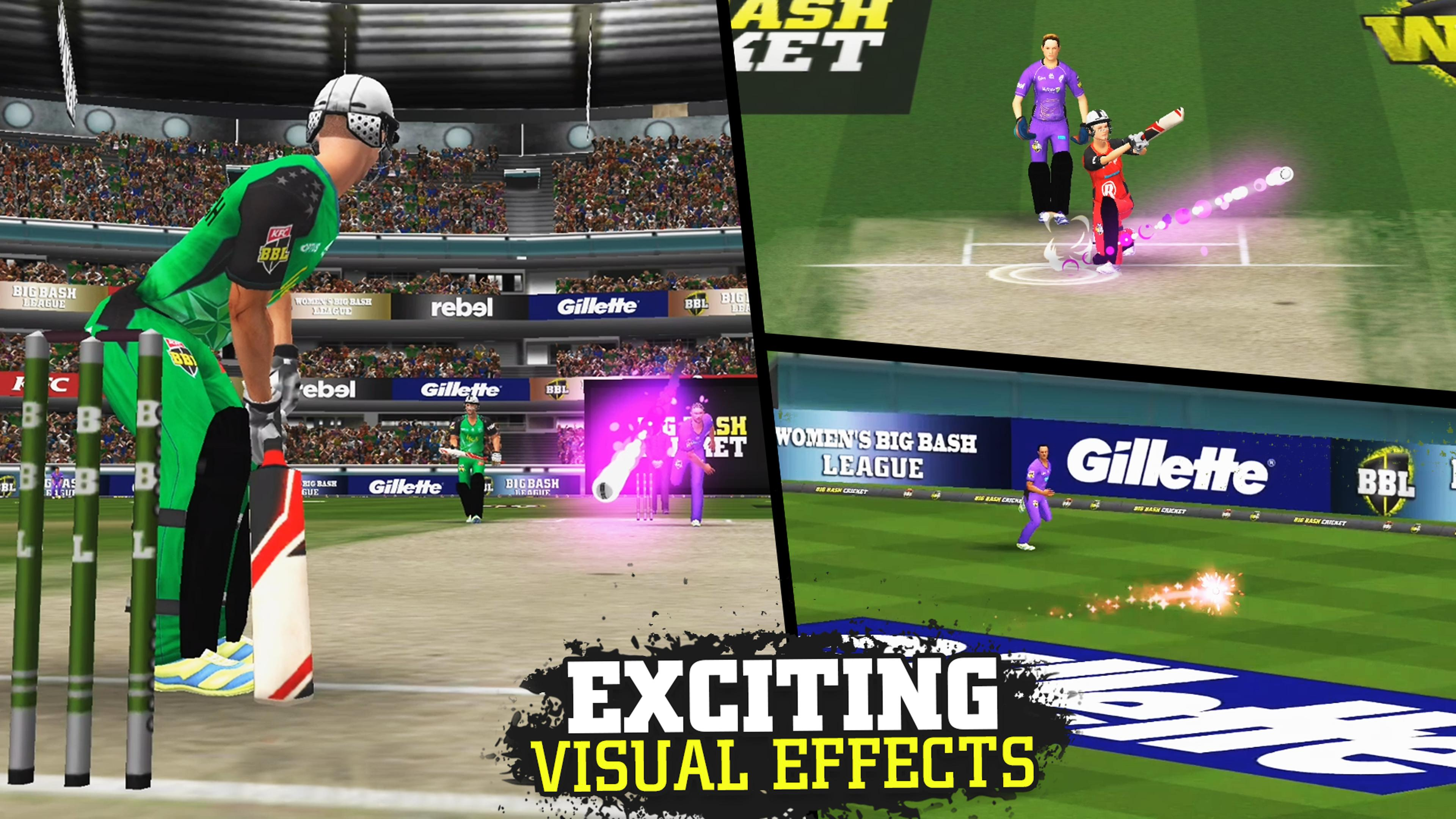 Big Bash Cricket for Android - APK Download