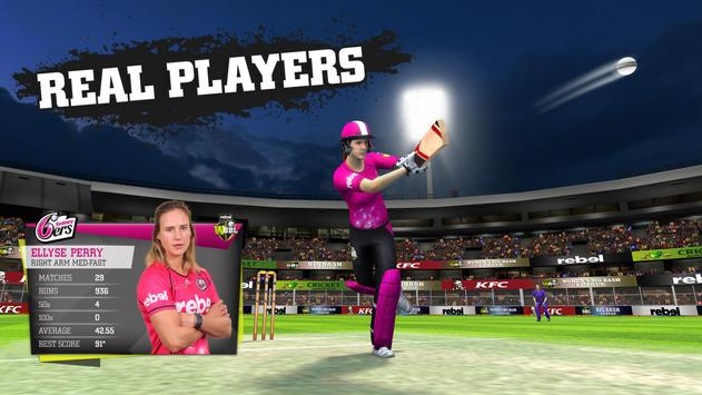 Big Bash Cricket 截圖 5