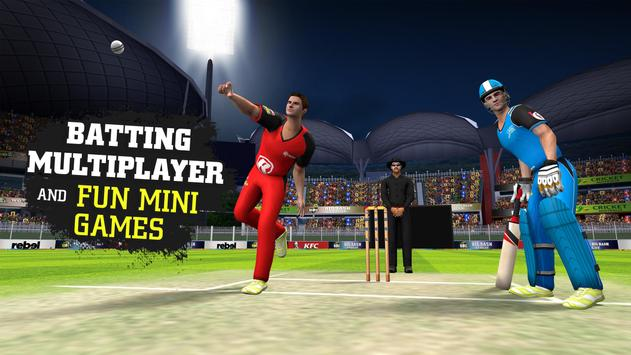 Big Bash Cricket 截圖 7