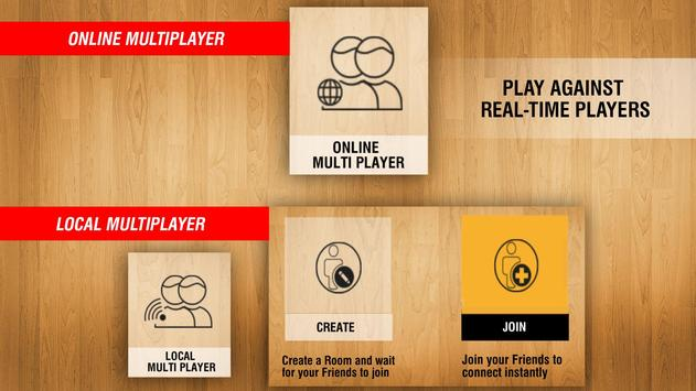 Real Carrom - 3D Multiplayer Game screenshot 3