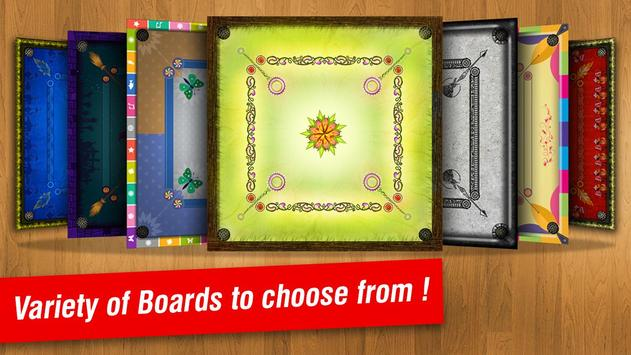 Real Carrom - 3D Multiplayer Game screenshot 5