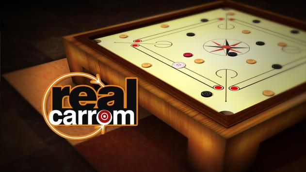 Real Carrom 3D : Multiplayer स्क्रीनशॉट 9