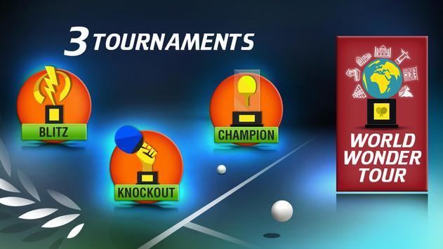 World Table Tennis Champs स्क्रीनशॉट 1