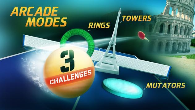 World Table Tennis Champs स्क्रीनशॉट 2