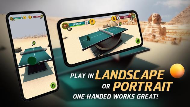 World Table Tennis Champs स्क्रीनशॉट 7
