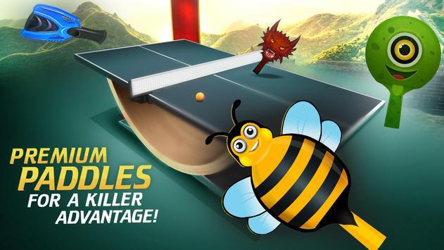 World Table Tennis Champs स्क्रीनशॉट 4