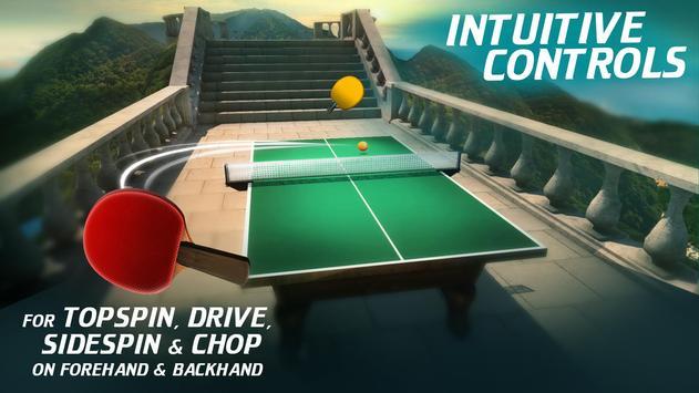 World Table Tennis Champs स्क्रीनशॉट 6
