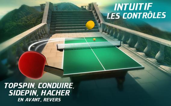 World Table Tennis Champs capture d'écran 14
