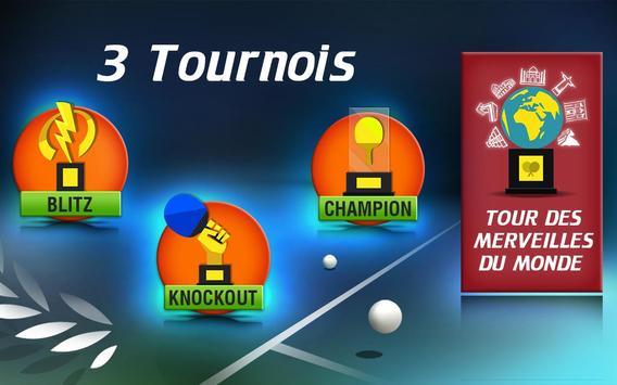 World Table Tennis Champs capture d'écran 18