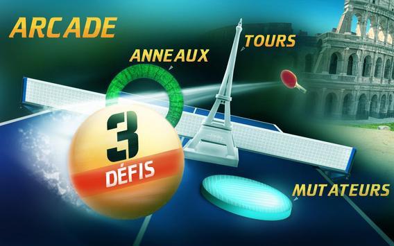 World Table Tennis Champs capture d'écran 19