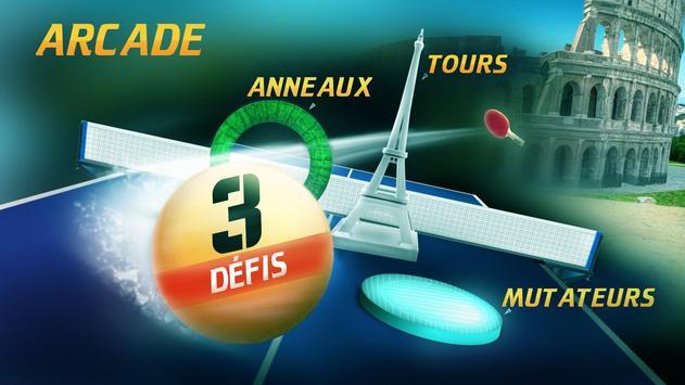 World Table Tennis Champs capture d'écran 2