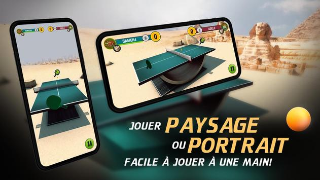 World Table Tennis Champs capture d'écran 7