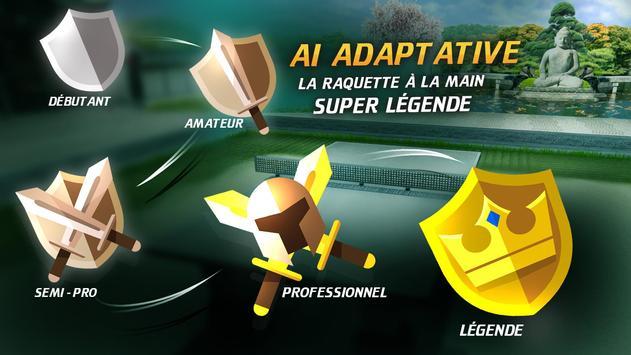 World Table Tennis Champs capture d'écran 5