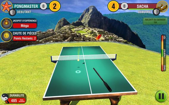 World Table Tennis Champs capture d'écran 8