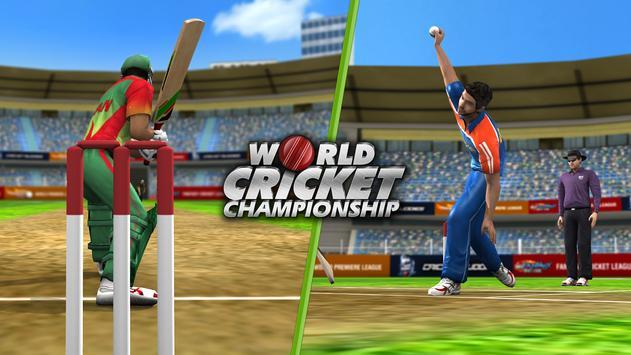 World Cricket Championship  Lt पोस्टर