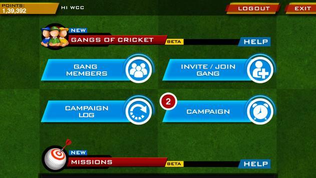 World Cricket Championship  Lt screenshot 9