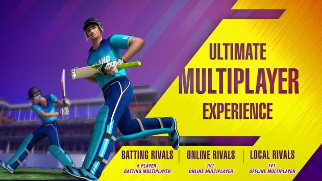 World Cricket Championship 2 screenshot 1