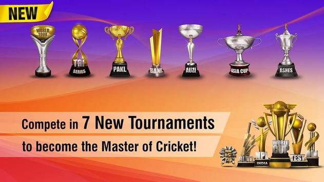 World Cricket Championship 2 تصوير الشاشة 10