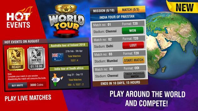World Cricket Championship 2 Ekran Görüntüsü 18