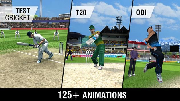 World Cricket Championship 2 screenshot 16