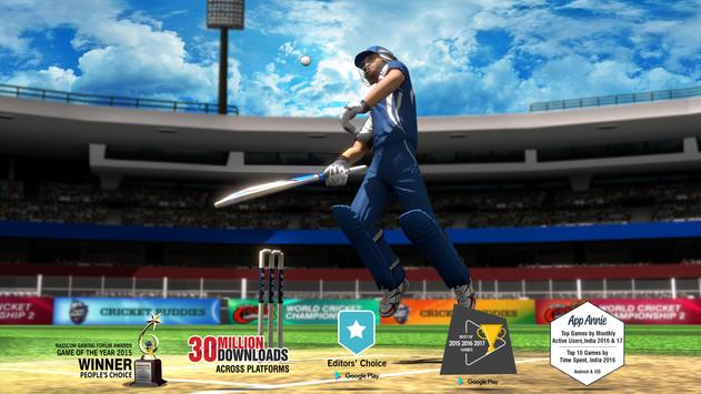World Cricket Championship 2 تصوير الشاشة 3