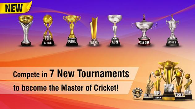 World Cricket Championship 2 تصوير الشاشة 6