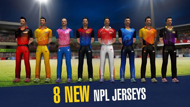 World Cricket Championship 2 Ekran Görüntüsü 9