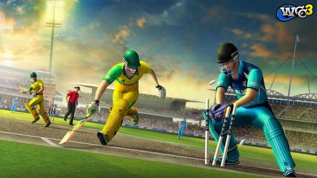 World Cricket Championship 3 पोस्टर