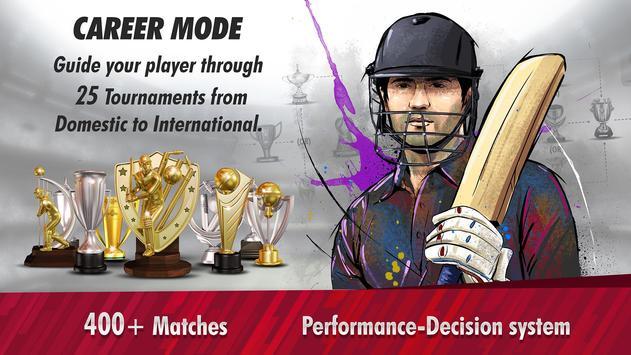 World Cricket Championship 3 स्क्रीनशॉट 9