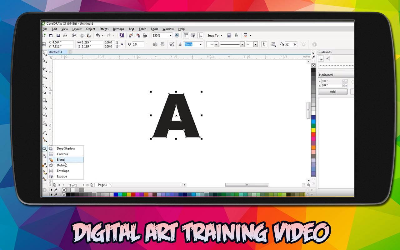 Learn Corel Draw - Free Video Lectures - 2019 for Android - APK Download