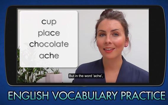 Learn English Vocabulary screenshot 2