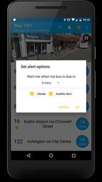 Dublin Bus: Next Bus Dublin Free screenshot 2