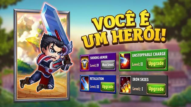Hero Wars Cartaz
