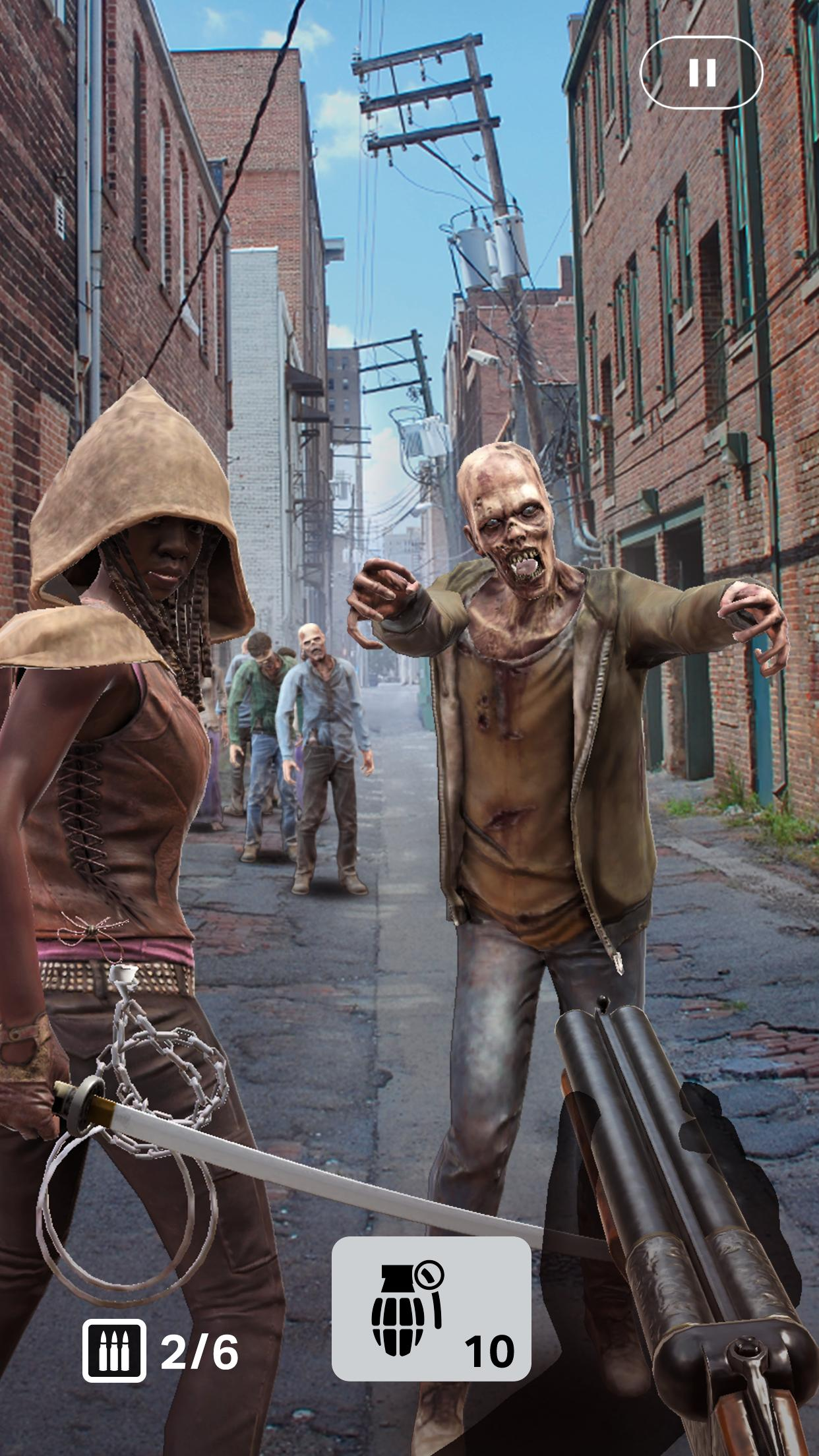 the walking dead our world apk download