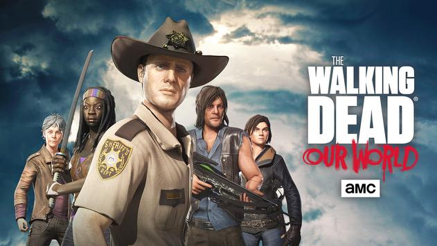 The Walking Dead: Our World Plakat