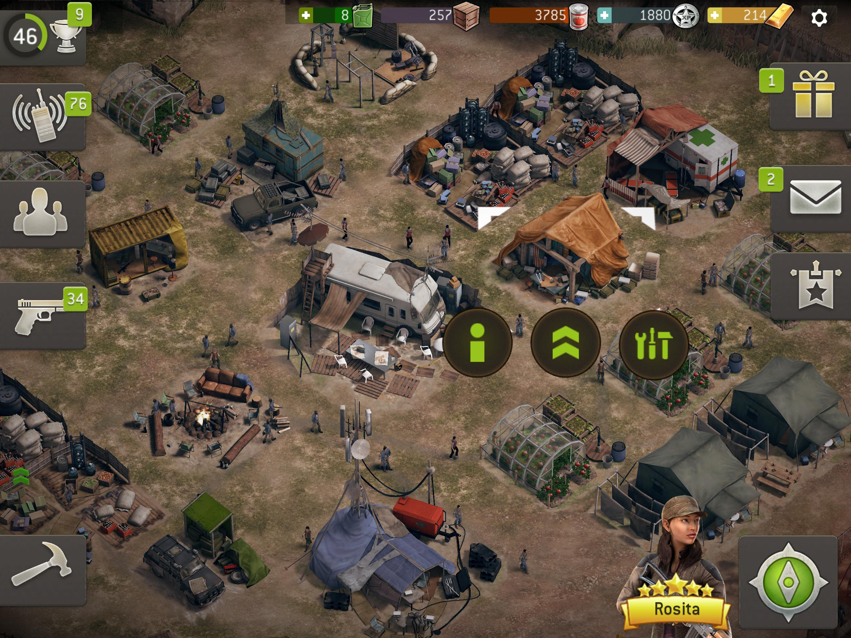 The Walking Dead No Man S Land For Android Apk Download