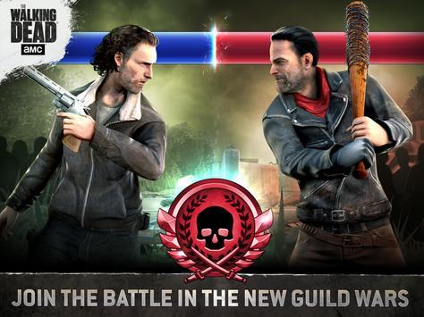 The Walking Dead No Man's Land screenshot 6