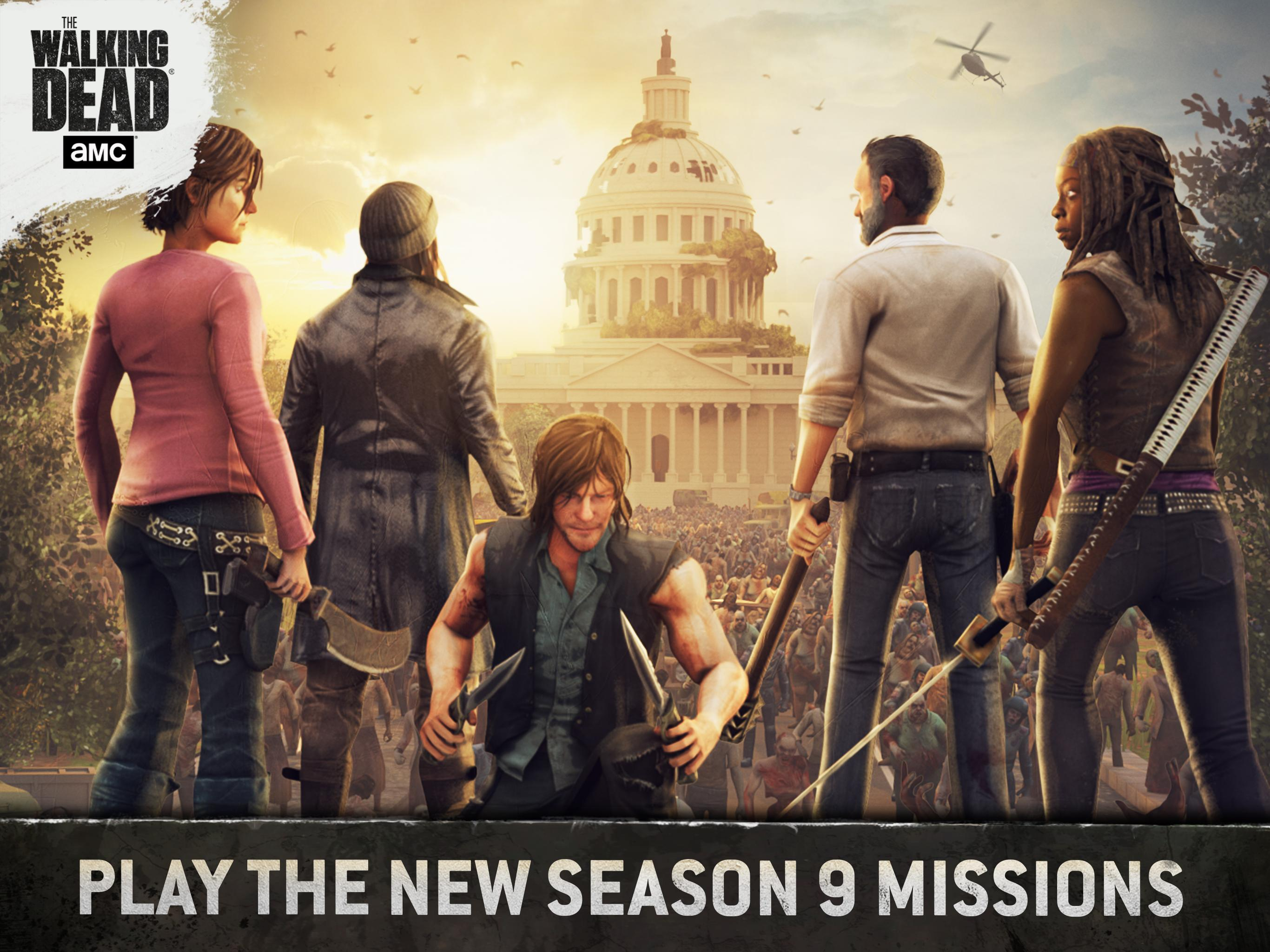 The Walking Dead No Man's Land for Android - APK Download