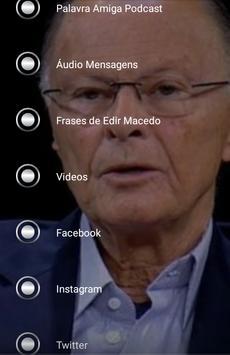 Bispo Edir Macedo Ensinamentos ảnh chụp màn hình 1