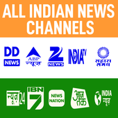 INDIAN NEWS: All HINDI NEWS CHANNELS icon