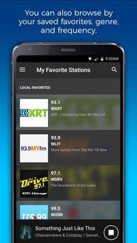 NextRadio screenshot 1