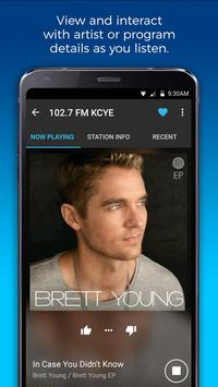 NextRadio screenshot 2