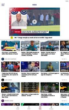 RMC Sport News capture d'écran 10
