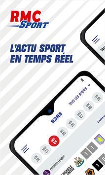 RMC Sport News Affiche