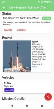 Next Spaceflight screenshot 3