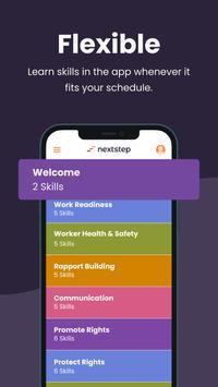 NextStep Healthcare Careers screenshot 2