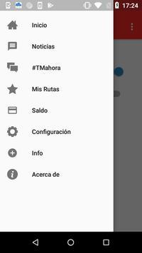TransMi App screenshot 1