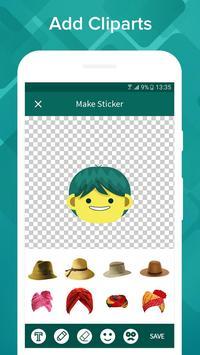 WhatsUp Stickers screenshot 5