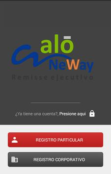 Aló NeWay Conductor screenshot 1